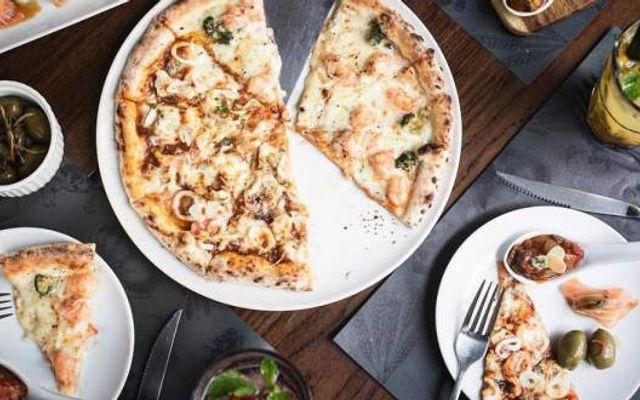 Pizza 4P's - Pizza Kiểu Nhật - Ngõ Bảo Khánh