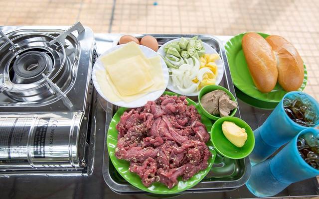 Bò Nướng Phố - Gò Dầu