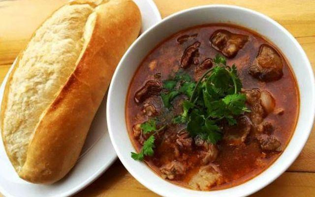 Ăn Bao Ngon - Bánh Mì Sốt Vang Online