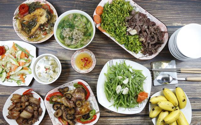 The Farm House - Cơm Văn Phòng & Nước Ép - Trung Yên