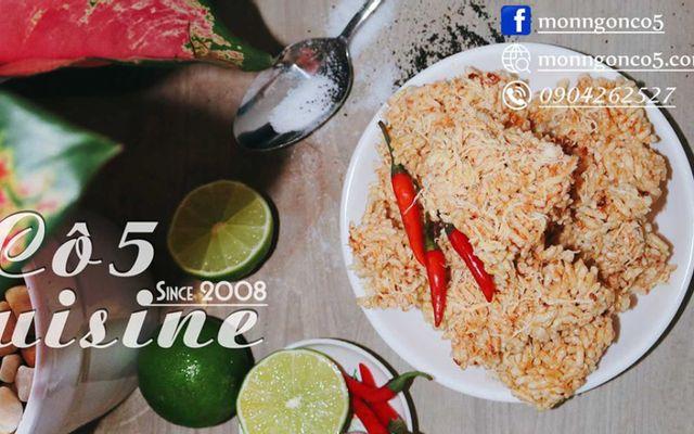 Món Ngon Cô 5 - Vietnamese Special Traditional Food