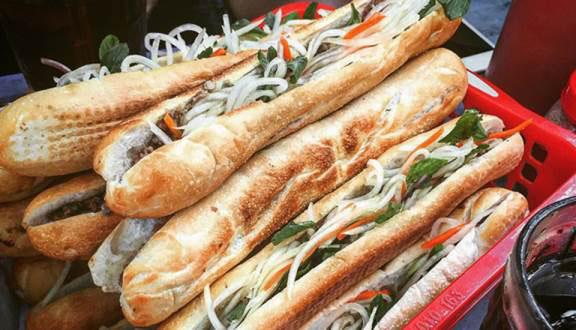 Bánh Mì Que Tứ Hải - Lê Độ