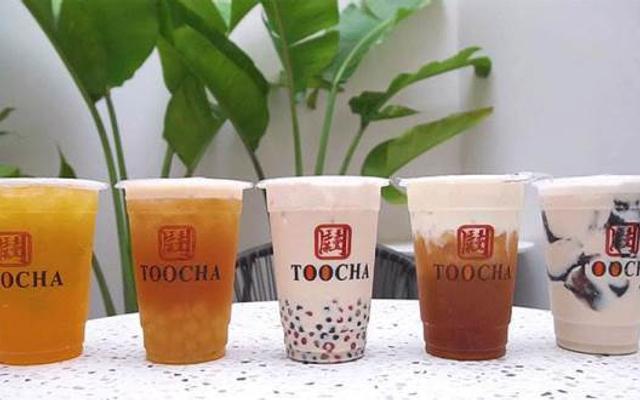 Toocha - Trà Sữa Không Mập - Lãnh Binh Thăng