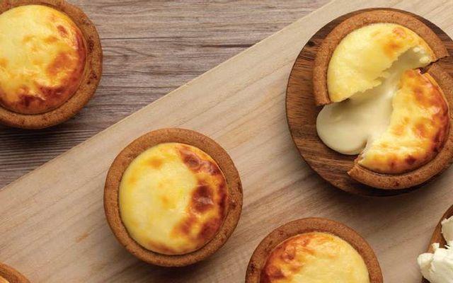 Hokkaido Baked Cheese Tart - Trần Phú