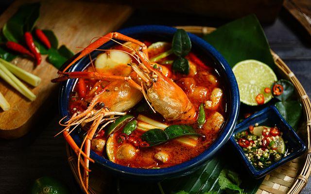 Happy Thai - Nhà Hàng Món Thái