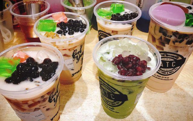 Trà Sữa ATC - Y Wang