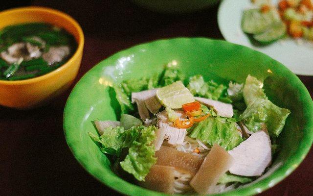 Hủ Tiếu Gõ - Trần Phú