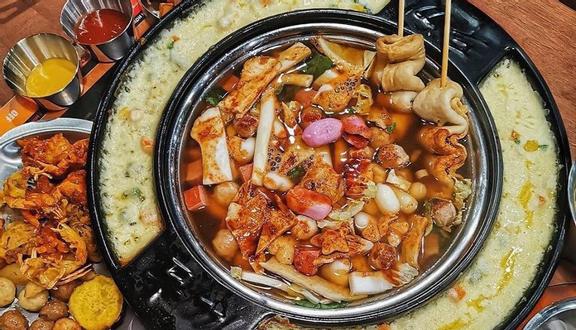 Dookki Việt Nam - Lẩu & Buffet Tokpokki - Phan Văn Trị