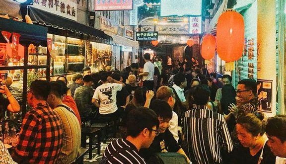 Hẻm Bia: Lost In Hongkong