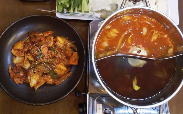 Koreana BBQ & Hot Pot