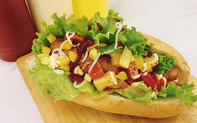 Hot Dog Chợ Lớn