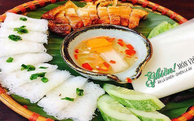 Ghiền Món Việt - Bánh Hỏi & Heo Quay - Bùi Văn Ba