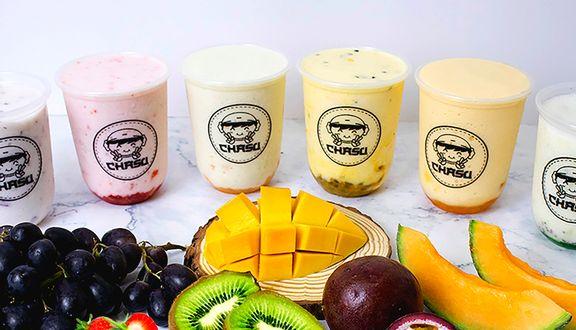 Chasu - Sinh Tố Sữa Chua Nếp Cẩm & Trái Cây Tươi