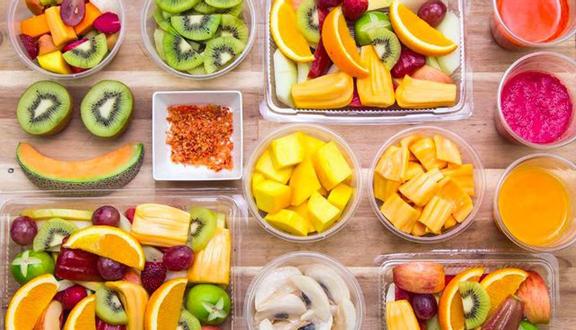 Yumi Fruit - Trái Cây Sạch & Đồ Ăn Vặt - Shop Online - Võ Văn Kiệt