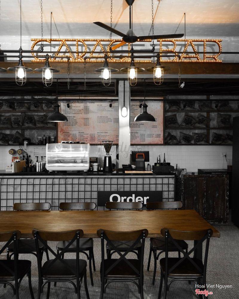 Kết quả hình ảnh cho garage coffee