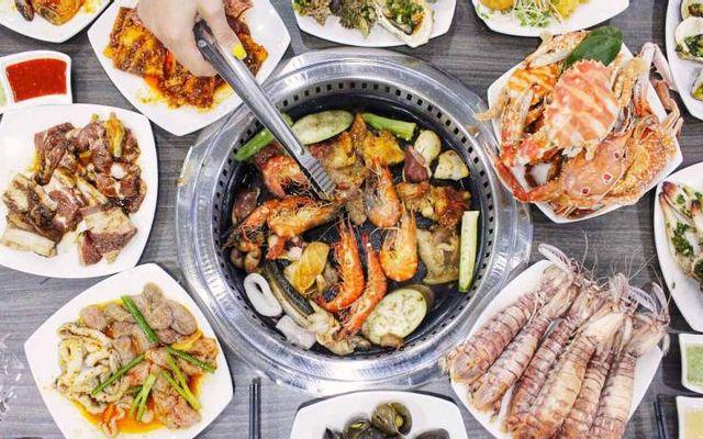 Buffet Poseidon - Seafood Bbq & Hotpot Buffet - Hà Đông