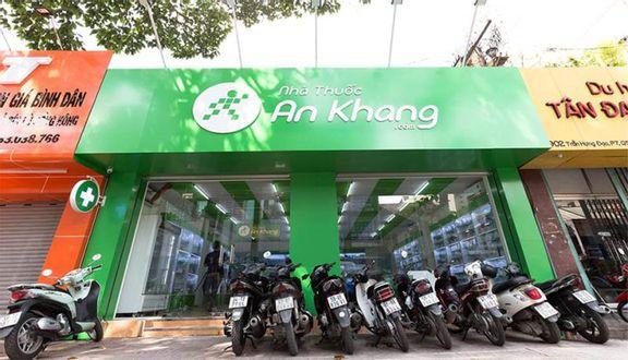 Nhà Thuốc An Khang - Lê Văn Việt