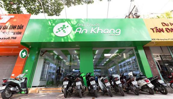 Nhà Thuốc An Khang - Phan Văn Trị