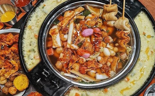 Dookki Việt Nam - Lẩu & Buffet Tokpokki - Times City