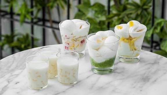 Sữa Chua Trân Châu Hạ Long - Thái Phiên