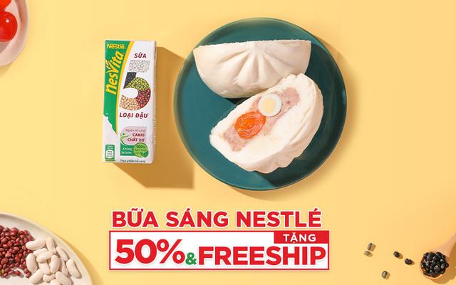 Circle K - Bữa Sáng Nestlé - Trần Đình Xu