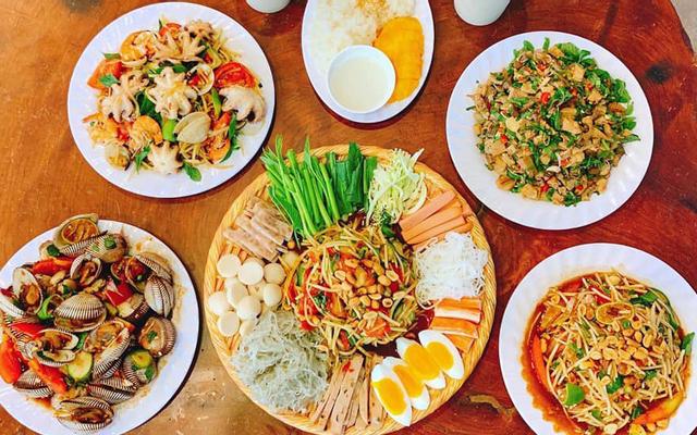 Ăn Vặt Thái - Lào Tằm Sụm