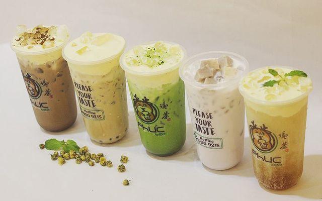 Phúc Tea - Trà Sữa Đài Loan - Bùi Văn Hoà
