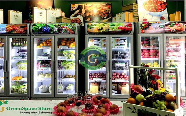 Greenspace Store - Trái Cây Tươi Nhập Khẩu - Lê Thị Riêng