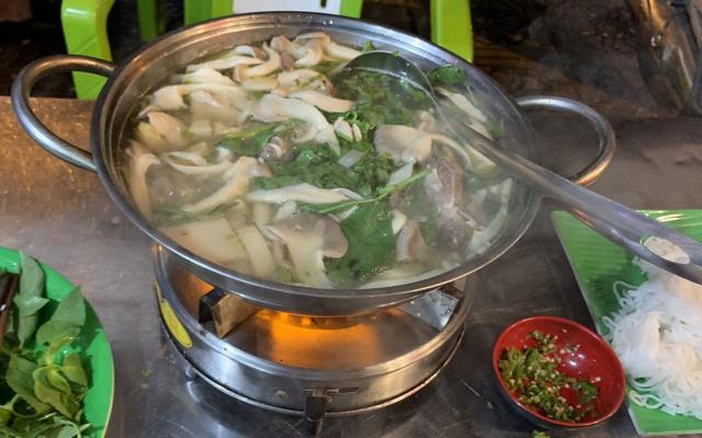 Lẩu Gà Lá É Phú Yên - Nguyễn Kiệm