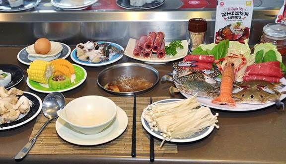 Kichi Kichi Lẩu Băng Chuyền - An Dương Vương