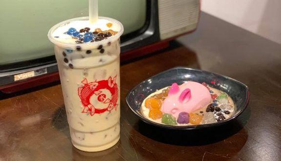 Hương Cảng - Tiệm Chè Hong Kong, Trà Sữa & Món Hoa