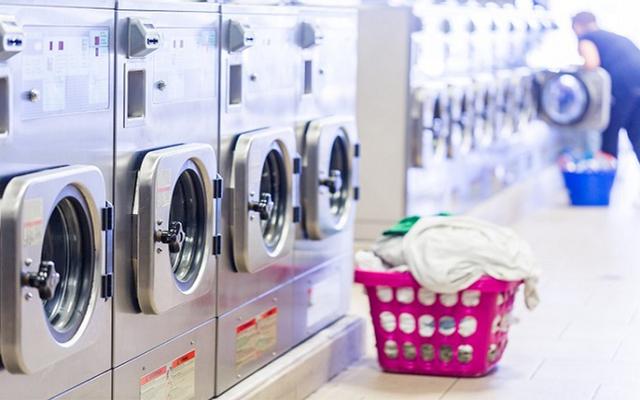Tiệm Giặt Đồ Số 1