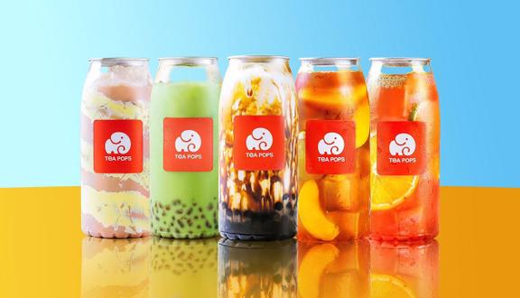 Tea Pops - Trà Sữa Thái - Phan Trung