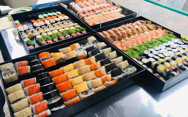 Hạnh Phúc Sushi