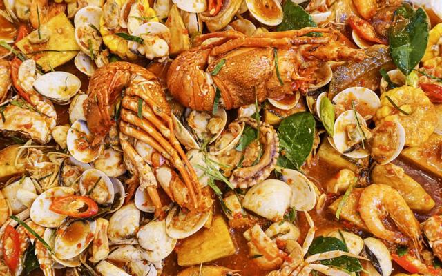 86 Seafood Thaistyle