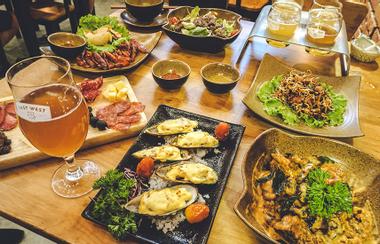 The Hubs - Food & Craft Beer