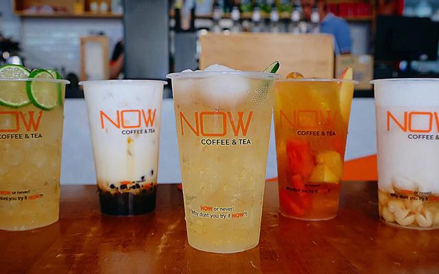 Now Coffee & Tea - Dương Đức Hiền