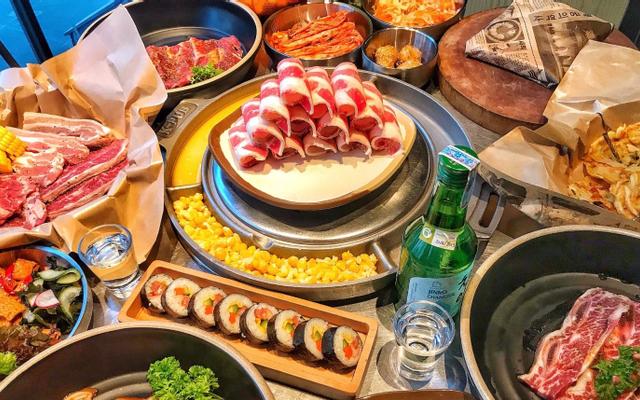K-Pub - Nướng Phong Cách Pub Hàn Quốc - Sơn Trà