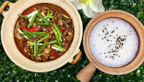 Cháo Ếch Singapore - Chợ Bà Chiểu