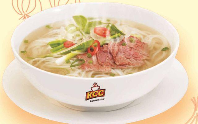 KCC - Phở & Cơm Gà Xối Mắm - Đại Linh