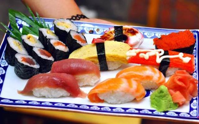 Mr. Tôm - Sushi Đường Phố - Đường Số 11