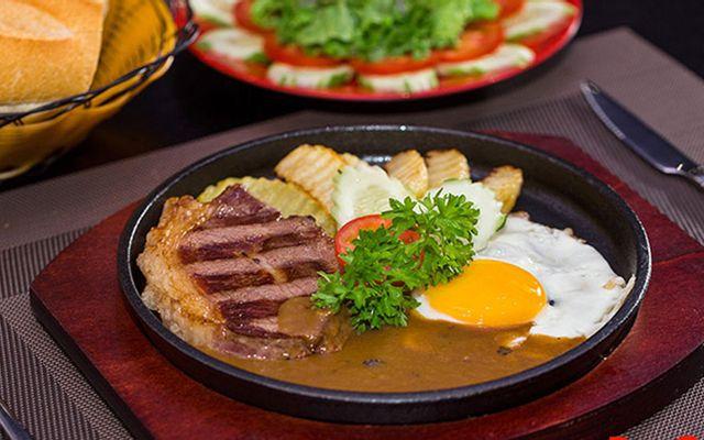 Bò Bít Tết Cây Bàng - Bình Lợi