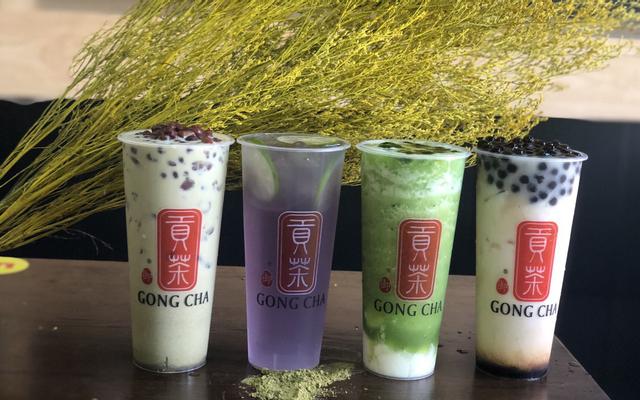 Trà Sữa Gong Cha Yu - Vĩnh Điềm Trung