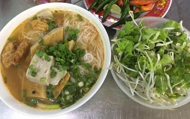 Bún Chả Cá Nha Trang - Hồng Bàng