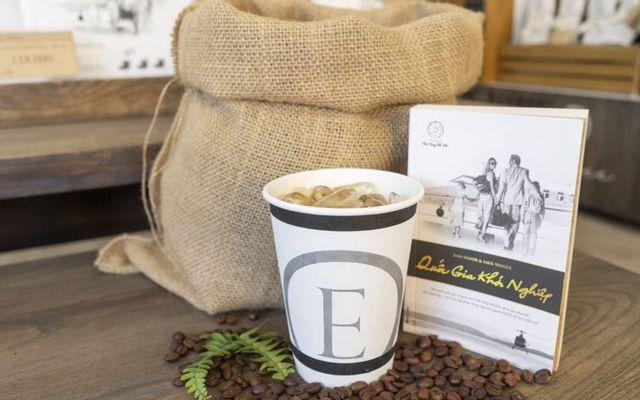 Trung Nguyên E-Coffee - Cao Bá Nhạ