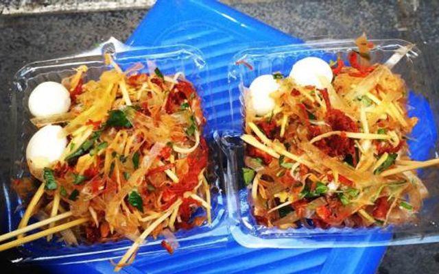 Bánh Tráng Trộn Củ Chi - Nguyễn Tri Phương