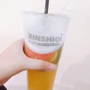 Trà hoa quả xinshiqui