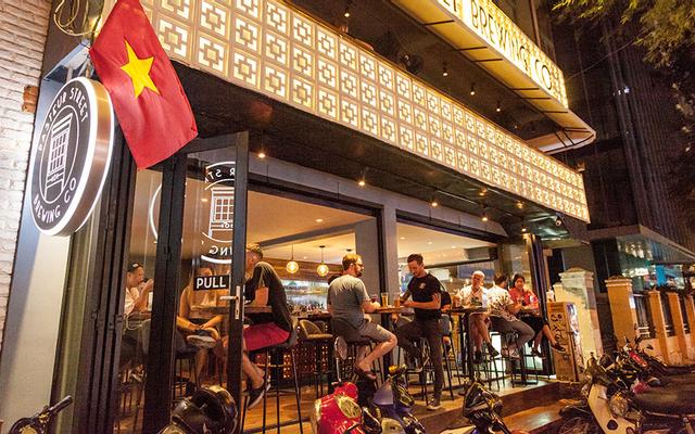 Pasteur Street Brewing Co. - Lê Thánh Tôn Taproom & Restaurant