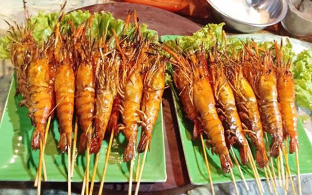 Quán Gạo - Nướng & Hải Sản