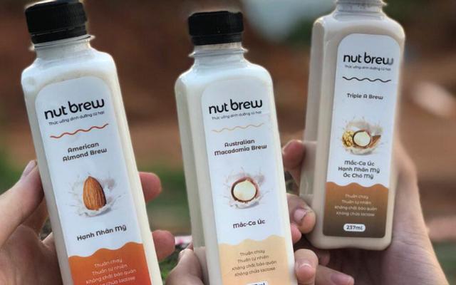 Sữa Hạt Dinh Dưỡng Nut Brew - Đường Số 1